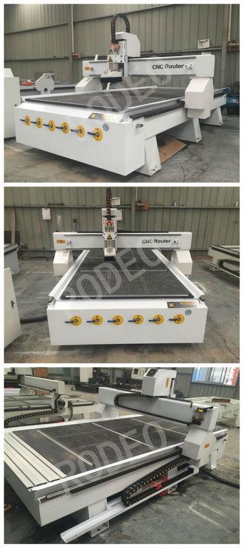 Snadné ovládání Čína cnc stroj, dřevo cnc cena stroje, cnc - Zařízení na obrábění dřeva - Fotografie 3