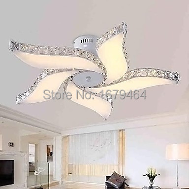 Free Shipping Led Ceiling Lamps , 5 Light , Simple Modern Artistic MS-86424