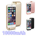 Luxury Original Power case 10000mAh Power Bank Ultra-thin External Battery Pack  For iphone6plus 6sp mobile phone charger hot