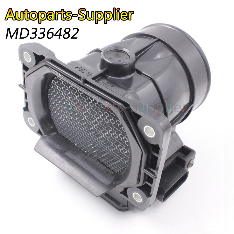 NEW Mass Air Flow Meters MD336482 MAF Sensors For Mitsubishi Pajero Galant 2000 E5T08071 image