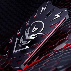 Image 3 - Xiomi Redmi K20 Pro Mi 9T Zimon luxe nouveau Thor robuste armure métal aluminium étui de téléphone pour Xiaomi Redmi K20 Pro K20 étui