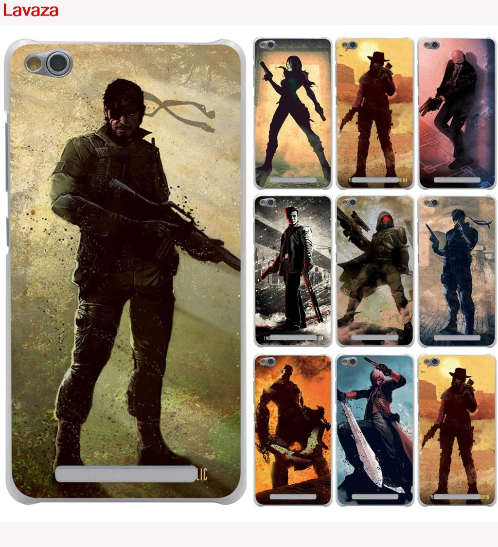 Lavaza game character Hard Case for Xiaomi Redmi 4X Mi A1 6 5 5X 5S Plus Note 5A 4A 3 3S 4 4X Pro Mi5X Mi5 Mi6
