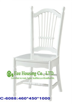 C-6088  Luxurious Solid Dining Chair,Solid Wood Dinning Table Furniture With Chairs/Home Furniture