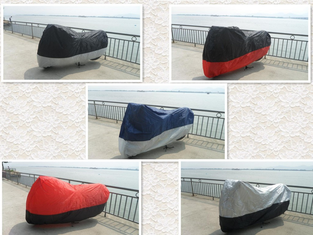 Free Shipping Wholesale or Retail Motorcycle Cover for Yamaha Roadliner Cruiser different color options