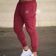 Brand Gyms Men Joggers Casual Sweatpants Pantalon Homme Trousers Sporting Clothing Bodybuilding Pants