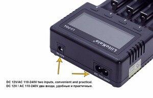 Image 2 - LiitoKala cargador de batería Lii PD4 S1 para 18650, 26650, 21700, 18350, AA, AAA, 3,7 V/3,2 V/1,2 V, batería de litio NiMH