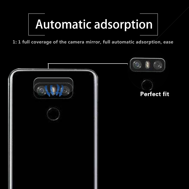 Ultra-thin Back Camera Lens Tempered Glass Film For LG G6 plus pro Rear Camera Lens Protective Film Glass Anti-Explosion