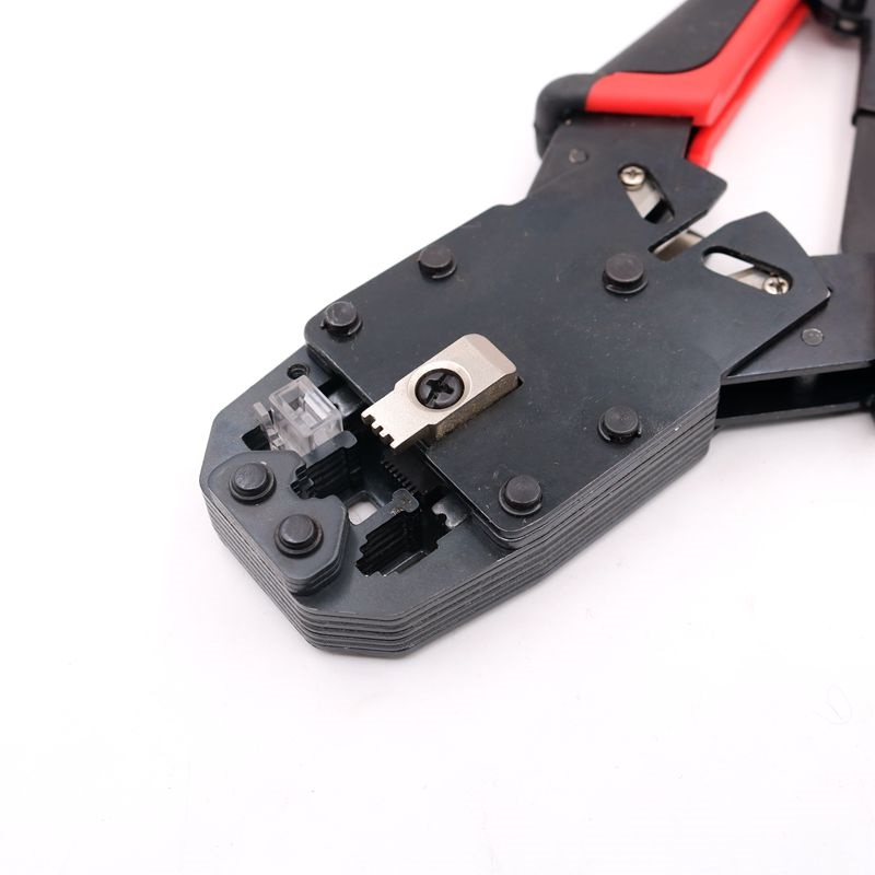 DIY 6 Core Cable RJ12 6P6C NXT EV3 Robot Toy Data Cable Crimping Pliers