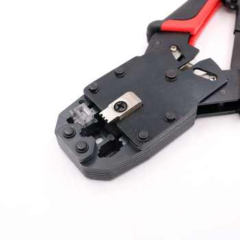 DIY 6 Core Cable RJ12 6P6C Cable Crimping Pliers for NXT EV3 Robot Toy Data Cable Accessory