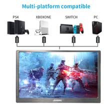 15.6 inch Portable IPS Full HD Screen monitor 1080P CNC Shell lcd HDMI/USB for Raspberry Pi PS4 13.3″ 2K small gaming monitor PC