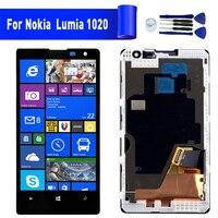 Original LCD For Nokia Lumia 1020 display screen Replacement For NOKIA 1020 Display lcd screen module