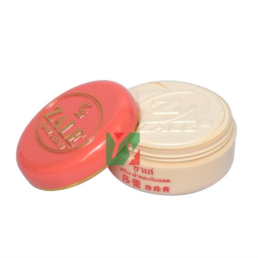 Zale Pearl Cream Whitening Anti Acne Sun Block