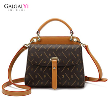 2019 New Women Handbag Shoulder Bag for Fashion PVC  Womens Female Vintage Crossbody bag Girl Messenger Bags