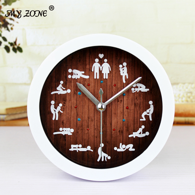 Creative Personality Simple Room Alarm Clock Fashion