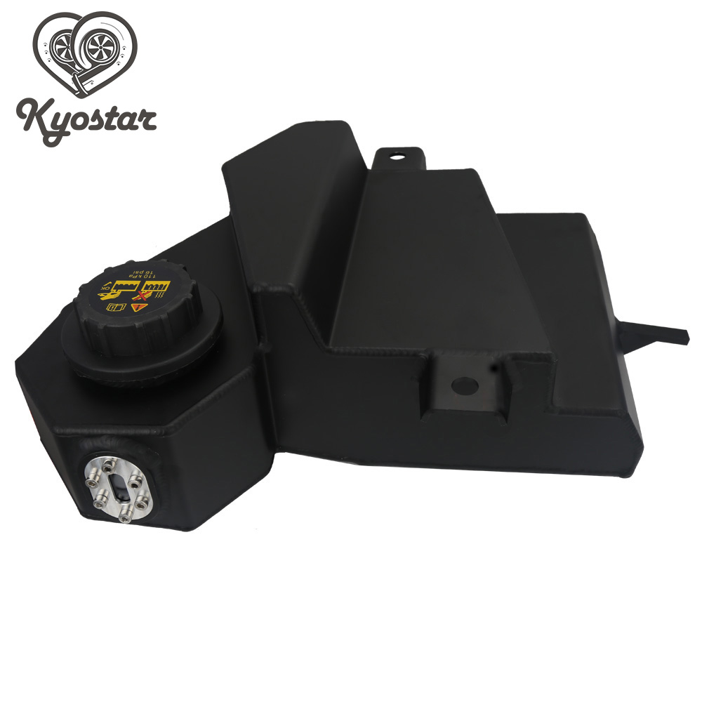 For Ford 6 0L 2003 2007 F250 F350 F450 F550 Coolant Reservoir Tank With Cap Racing