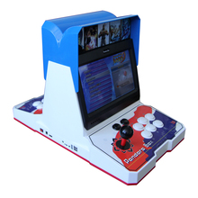 Retro mini 10 inch 2 players bartop arcade games machines wholesale pandora box kit video game console cabinet amusement machine