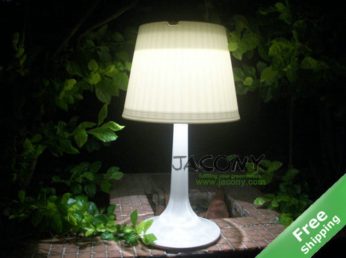 Solar tafellamp solar leeslamp zonne energie for Solar lampen