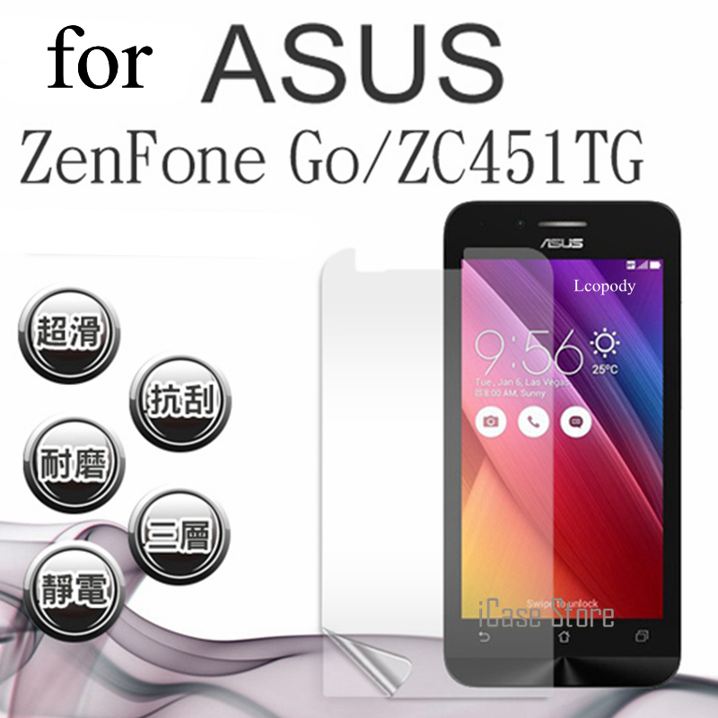 Screen protector tempered glass For ASUS zenfone GO ZC451TG z00sd case zenfone GO mini zc451 zc 451 tg cover For asus kilifi