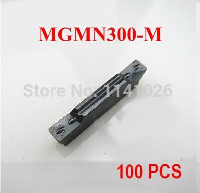 100pcs   MGMN300-M  LDA