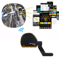 Wireless Gps Bicycle Computer Bike Speedometer Cadence Sensor Fitness Strava Bluetooth Ciclocomputador Velocimetro Bicicleta