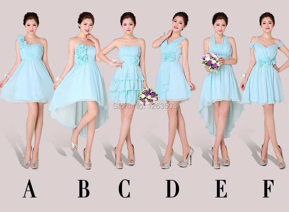 Quality Urance Turquoise Short Design Summer 2017 Bridesmaid Dresses Plus Size Wedding Bra In From Weddings