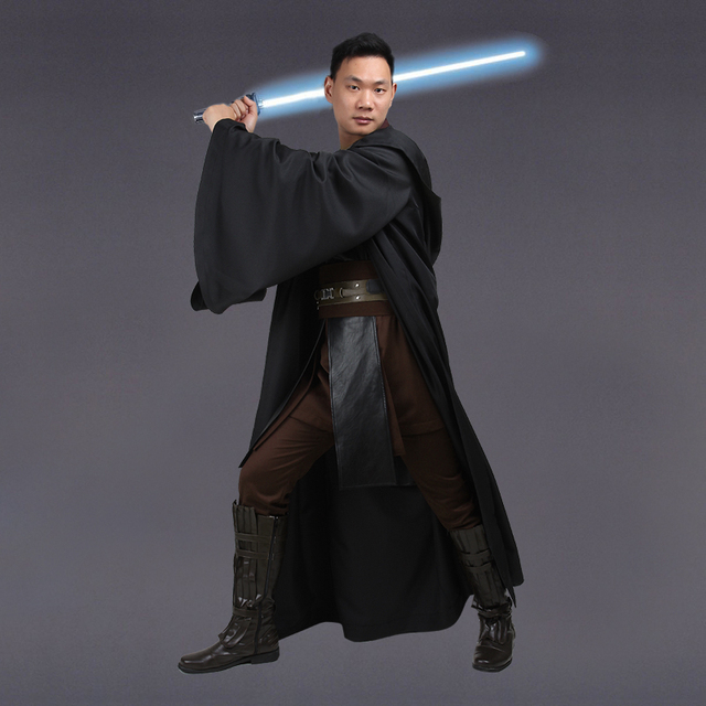 Star Wars Anakin Skywalker Cosplay Jedi Ritter Kostüm Superhero