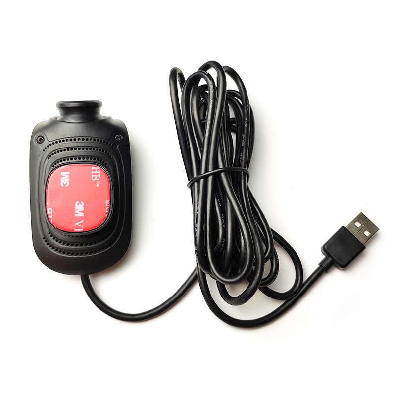 Eunavi Xe ĐẦU GHI HÌNH Camera kết nối USB Xe HD 1280*720 P DVRs dành cho HỆ ĐIỀU HÀNH Android Hệ thống Mini Lái Xe đầu ghi hình Camera ADAS