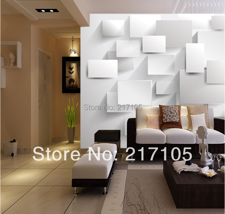 Aliexpress.com : Buy Custom 3D Stereoscopic Three Dimensional Box Wallpaper  Wallpaper Bedroom Living Room TV Backdrop For Waterproof Vinyl Wallpaper  From ... Part 81