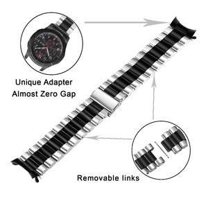 Image 3 - سوار ساعة فريد من TRUMiRR من الفولاذ المقاوم للصدأ + أدوات لدراجات موتو 360 2 46 مللي متر سوار ساعة للرجال لناقلات لونا/ميريديان
