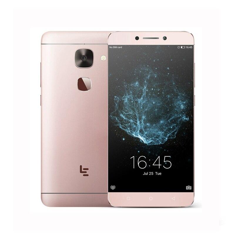 LeEco Le S3 Letv X626 21MP MetalBody 4G FDD-LTE Helio X20 Deca core Dual SIM 5,5 pulgadas Finger Print 4G RAM 32g ROM teléfono móvil