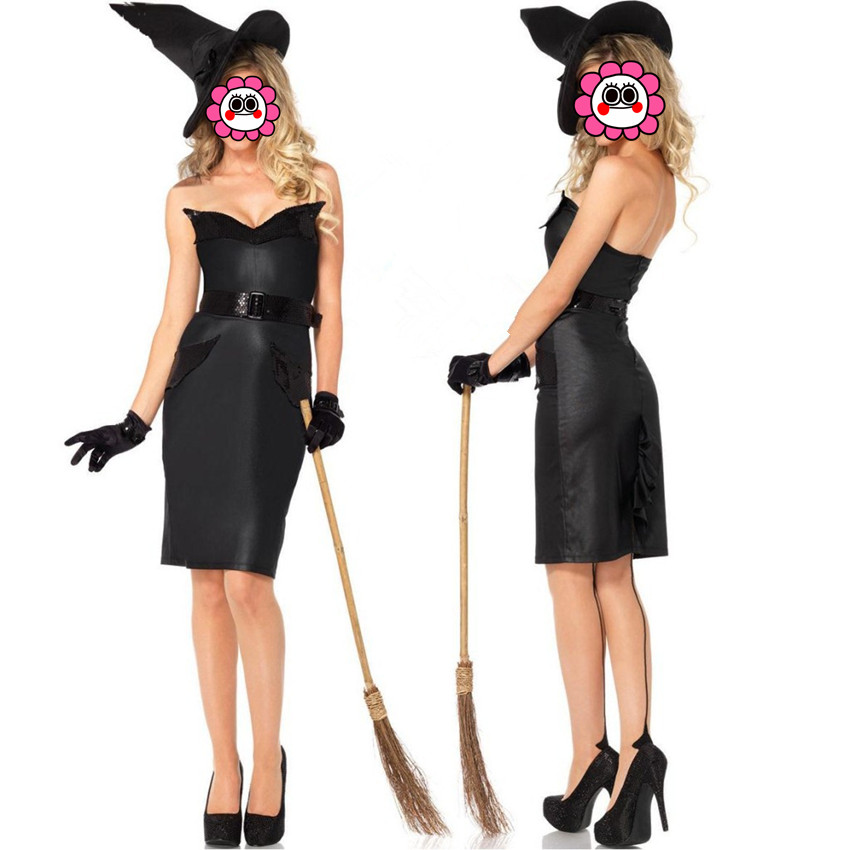 Aliexpresscom  Buy Abbille Cheap Sexy Gothic Witch -7513