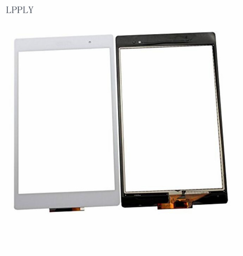 LPPLY New For Sony Xperia Tablet Z3 SGP611 SGP612 SGP621 Touch Screen Digitizer Sensor Replacement Parts replacement touch screen digitizer module for sony ericsson x1