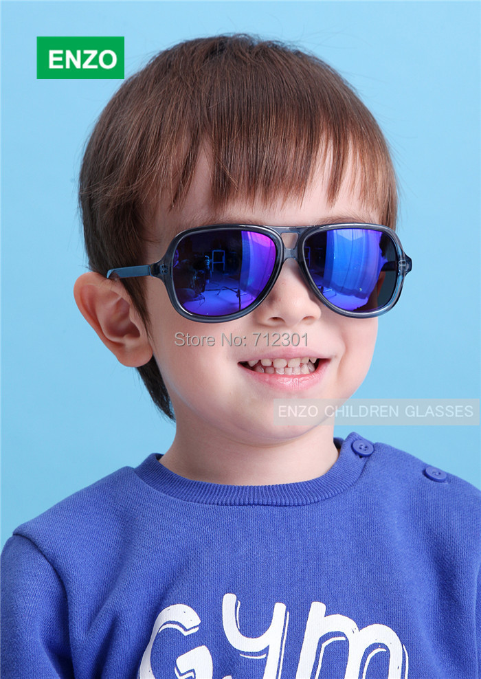 Children Ultimate Aviator Sunglasses, 100% UVA UVB Non-Slip Bendable Kids Sun Glasses, Boys Sunglasses Girls Sunglasses