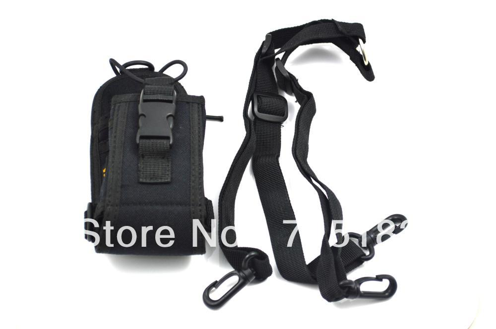 Walkie Talkie Case Nylon Carrying Case With Strap For Motorola GP-140/320/328/329/338/340/360/ 380,HT Two Way Radio
