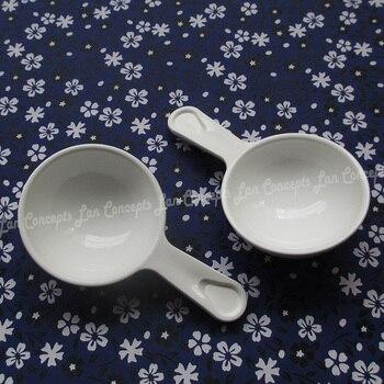100pcs/lot 10 gram HDPE Measuring Spoon 20ML 10g Plastic Scoop - 8.5x4.9x2cm white free shipping