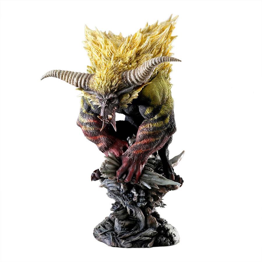 Monster Hunter World Monsters Figure Action Model Toys Rajahn Dragon Collections - 4