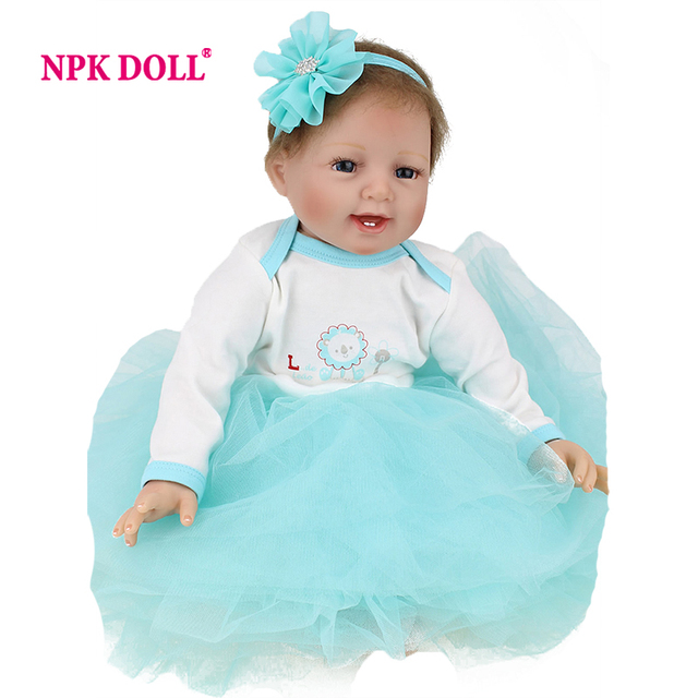 Aliexpress Com Buy 22 Inch Npk Doll Reborn Babies