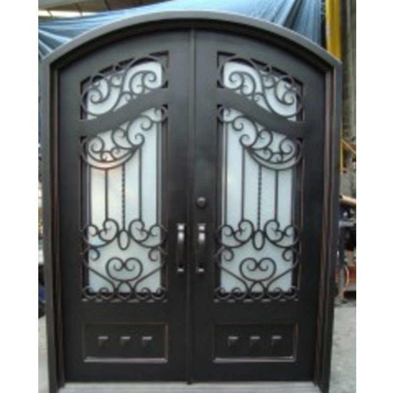 Hench 100% Steel Metal Iron  Metal Steel Door