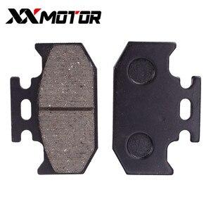 High Quality Rear Brake Pads Disks Shoes FOR For Kawasaki KDX125 KDX200 KDX250 KLX250 Suzuki DR250 DR350 YAMAHA DT125 TTR250 new(China)