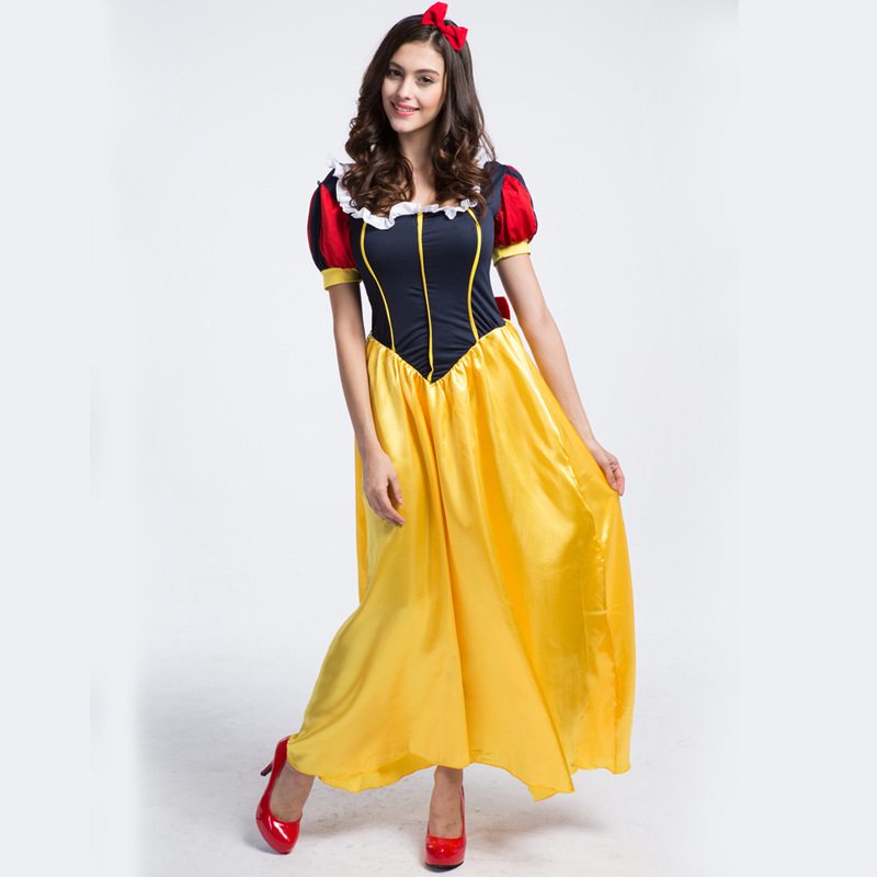 Model snow white costumes adult girl fucked from