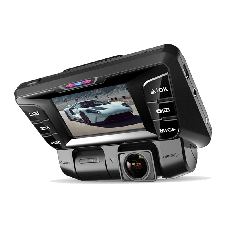 Car Driving Recorder V28 HD Dual Lens Panorama Pixel 12 MillionCar Driving Recorder V28 HD Dual Lens Panorama Pixel 12 Million