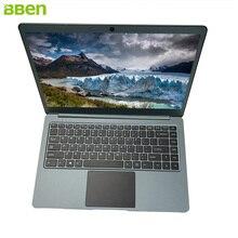 Bben FHD портативных компьютеров windows10 с Intel Celeron N3450 Apollo Lake Quad ядер процессора 4 г Оперативная память 64 ГБ EMMC + 128 ГБ M.2 SSD