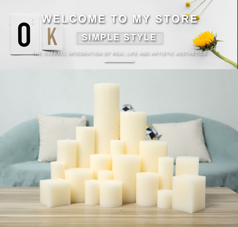 White Candle  (1)
