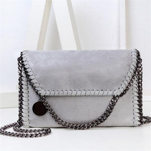 Top-Handle Bags Luxury Handbags Women Bags Designer Fashion Crossbody Bag Falabelia Chain Girls Bag Leather Evening Clutch