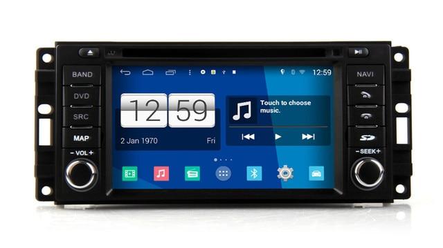 android 4 4 car multimedia player for dodge journey 2008. Black Bedroom Furniture Sets. Home Design Ideas