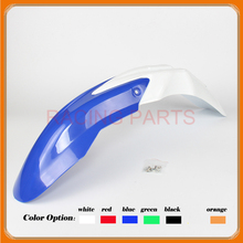 Multiple Color Motorcycle Dirt Bike Motorcross Front Fender Mudguard for 21inch tyre YZF KLX KXF CRF WRF