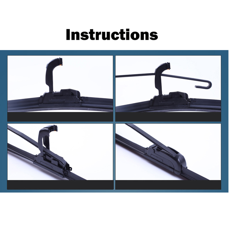 Hyundai Coupe 2001-2009 BRAND NEW FRONT AND REAR WINDSCREEN WIPER BLADES