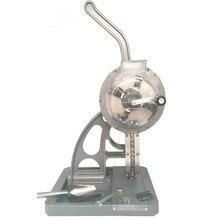 10 мм Металлическая полуавтоамтическая дыропробивная машина для ушей