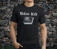 New Popular BIKINI KILL Indie RockPunk Le Tigre Yea Black Men S Tshirt S 3XL