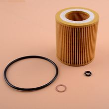 Auto Fuel Filter 11427541827 Car Motor Oil Dirt Replacement Parts For BWM Z I 1 Series